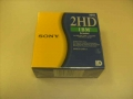 SONY 2HD Disketten 10er Pack